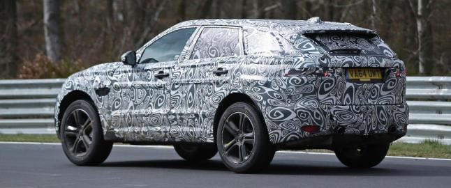 Bildene som avsl�rer Jaguars planer