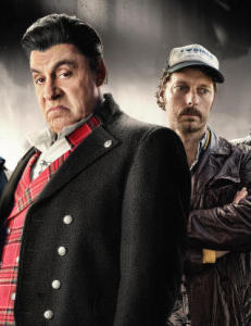 �Lilyhammer� nominert til internasjonal tv-pris