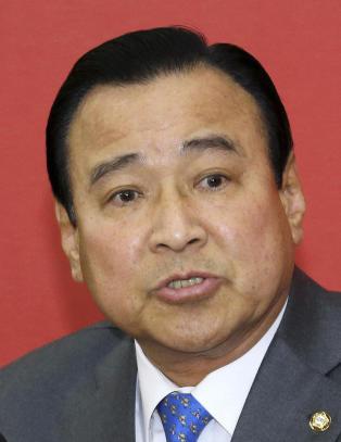 S�r-Koreas statsminister har levert avskjedss�knad