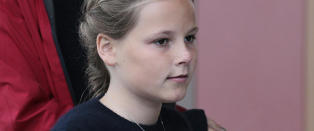 Prinsesse Ingrid Alexandra d�per redningssk�yte