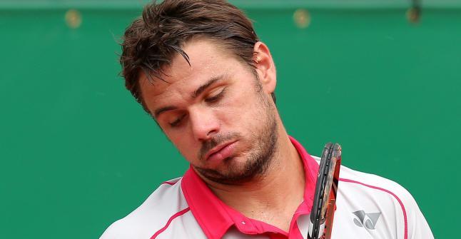 Tennisstjerna oppga jobben som skilsmisse-grunn. S� kom kona med sin versjon