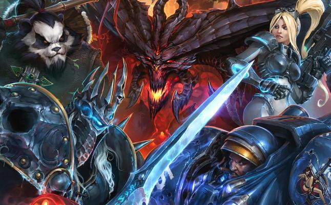 Hvem vinner krigen n�r �WoW� endelig m�ter �StarCraft�?