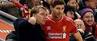Spekulasjoner om Liverpool: -Ti spillere p� vei bort