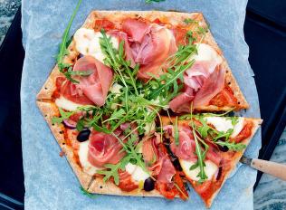 Ungene elsker disse sunne pizzaene