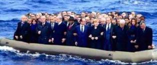 Manipulerte inn Jagland og flere av Europas mektiske politikere p� en synkende fl�te