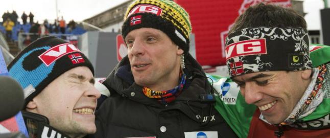Mannefallet: Sju norske topphoppere har sluttet