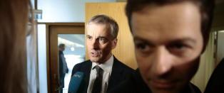 Samtlige partier m�ttes for � diskutere flyktningekrisen: - Enige om � snakkes igjen
