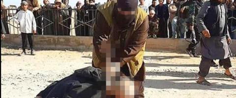 IS-kilder til Dagbladet: - Her henretter den norske b�ddelen