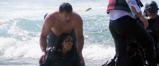 Antonis reddet 20 opp fra havet: -�B�ten gikk i oppl�sning som papir
