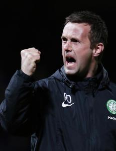 Deila sjarmerte Celtic-fansen: - Jeg er ubeskrivelig stolt