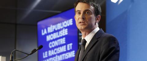 Fem terroraksjoner avverget i Frankrike