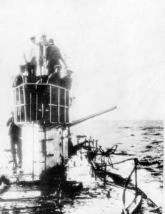 Torpedoen som fikk USA inn i krigen