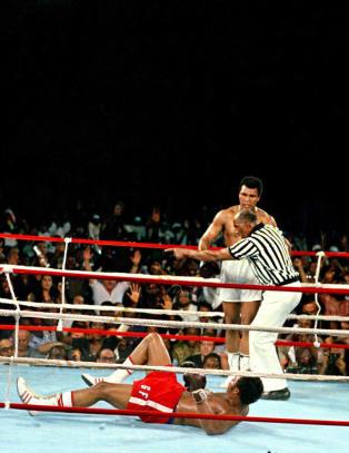 Foreman: - Dypt deprimert etter Ali-kampen. Tror Mayweather risikerer det samme