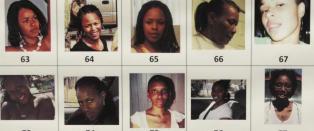 Ga seg ikke før ti kvinner var voldtatt og drept.