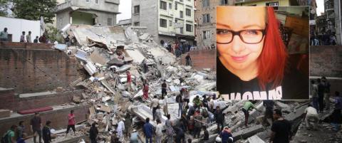 80 elever fra Telemark havnet midt i jordskjelvdrama i Nepal: - Folk fikk panikk