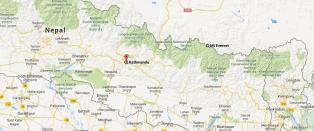 Teodor (23) s� skredet komme: Minst �tte d�de i sn�skred ved fjellklatrerbase p� Mount Everest