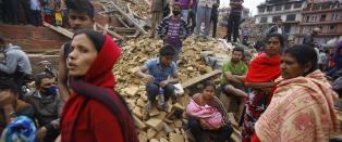 Nepaleserne visste at jordskjelvet skulle komme