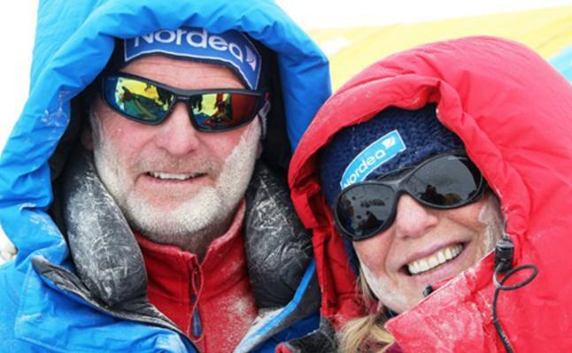 Norsk ektepar ringte hjem fra ulykkescamp i Everest: - Har det bra