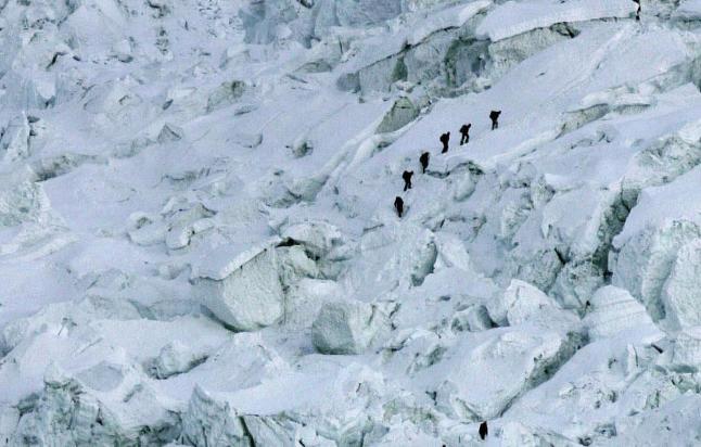 Nordmann p� Everest sier at stien ned kan v�re �delagt