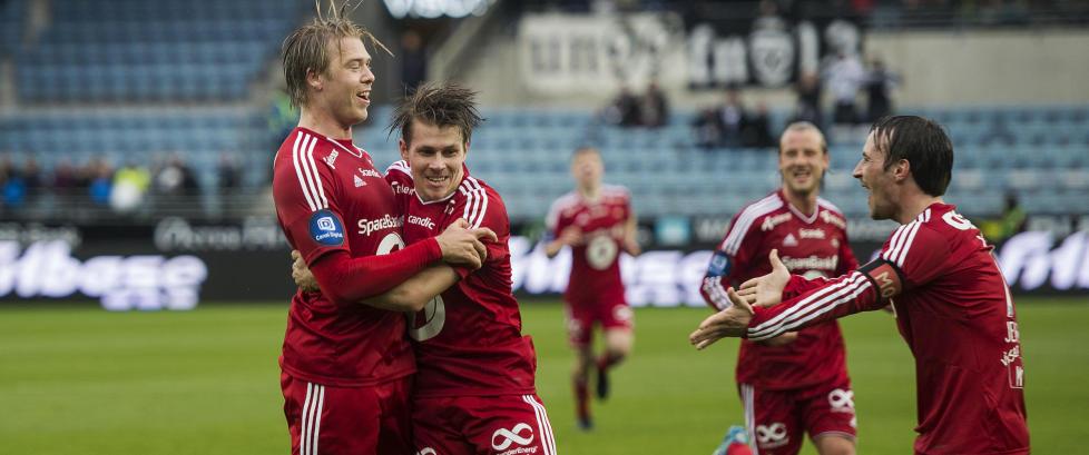 Rosenborg valset over Viking i Stavanger