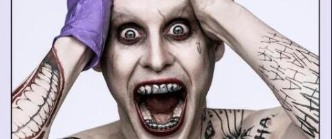 Her er det f�rste bildet av Jared Leto som �The Joker�