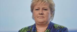 Erna Solberg: Ingen lett l�sning for Hellas
