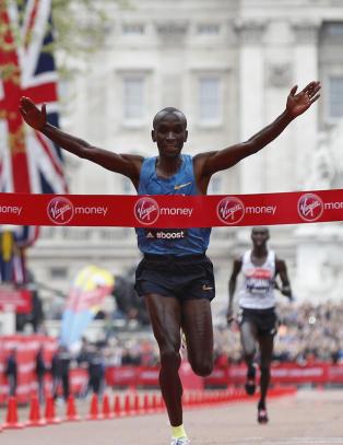 Kipchoge og Tufa vant London Marathon
