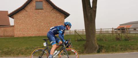 Hoelgaard med andreplass i Tour de Bretagne