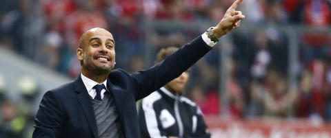 Bayern sikret sitt 25. seriemesterskap