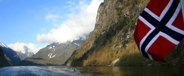 Ny k�ring: Norge er best i verden