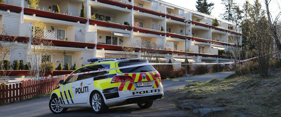 Person funnet d�d i Oslo