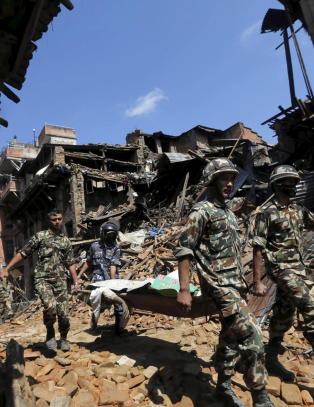 UD mangler kontakt med fem nordmenn i Nepal