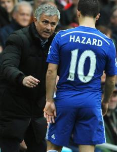 For et �r siden tirret han Mourinho. N� prises beina hans til 2,4 milliarder