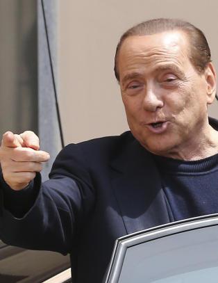 Silvio Berlusconi i ferd med � selge AC Milan: - Kan ikke bli verre n�