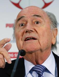 Tror Blatter kan felles av ledere som g�r bak ryggen p� ham
