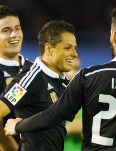 Chicharito kan bli i Real Madrid: - Han er udiskutabel