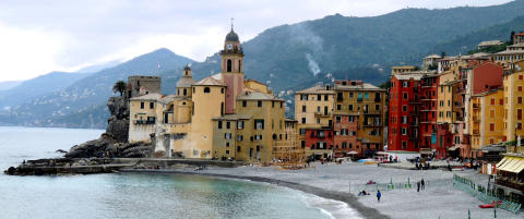 Uttales �Kam�lji� og er den italienske rivieraens vakreste hemmelighet
