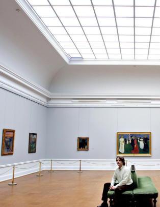 Skal nasjonalgalleriet bli t�mt for kunst?