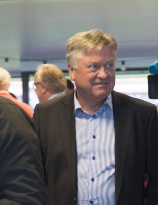 Eivind Lunde ny styreleder i Brann