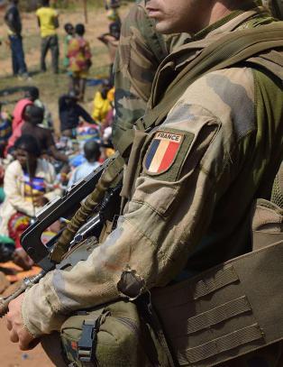 FN-rapport: Fredsbevarende styrker voldtok flyktningebarn