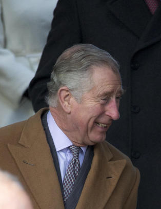 Prins Charles fikk vilja si - h�pet barnebarnet ble ei jente