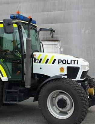 - N�r politiet p� Gardermoen skal fakke tjuver som ikke l�per s� fort