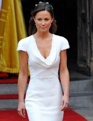 Den nyf�dte prinsessa kan bli oppkalt etter �Her Royal Hotness�