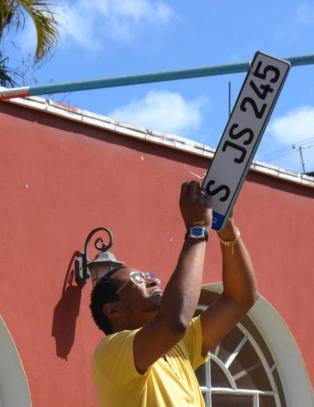 Sotomayor har v-rekorden hjemme i hagen