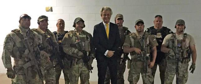 Nederlandsk politiker talte f�r skuddramaet i Texas: - Sjokkert over skytingen