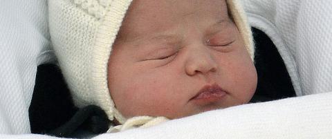 - Siden navnet er den kvinnelige varianten av Charles er det en vakker gest til barnets farfar