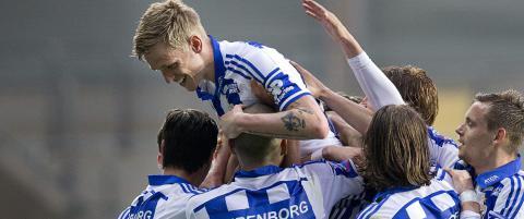 IFK puster Malm� i nakken