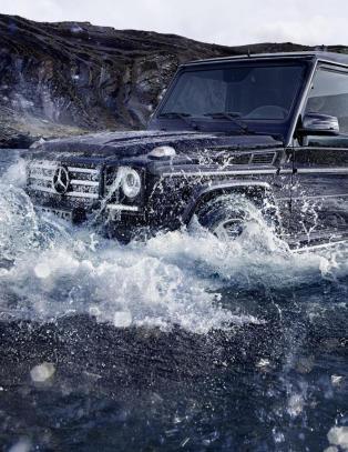 Mercedes t�ffeste bil blir ny - igjen!