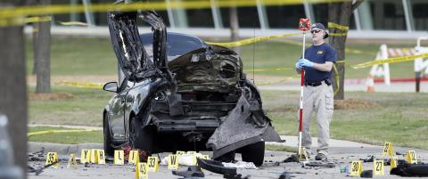 N�: IS p�tar seg ansvaret for Texas-angrepet under Muhammed-utstilling