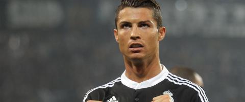 N� er Ronaldo er mestscorende Champions League